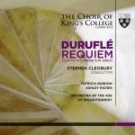 Duruflé Requiem cover