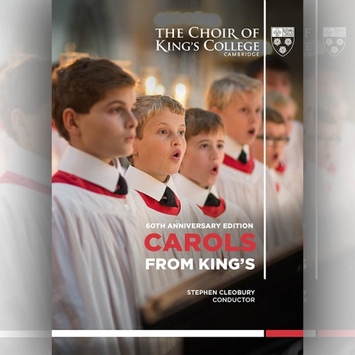 Carols from King's cover