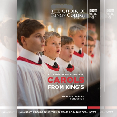 Carols from King's DVD
