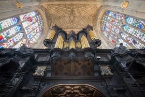 Restored Chapel Organ