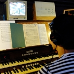 English Hymn Anthems Recording Session