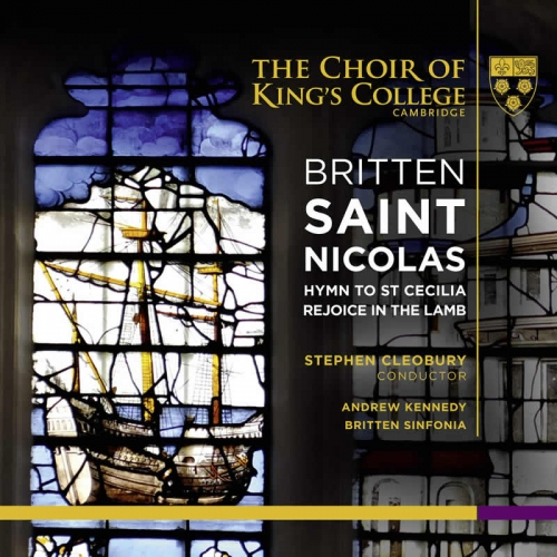 Britten St Nicolas