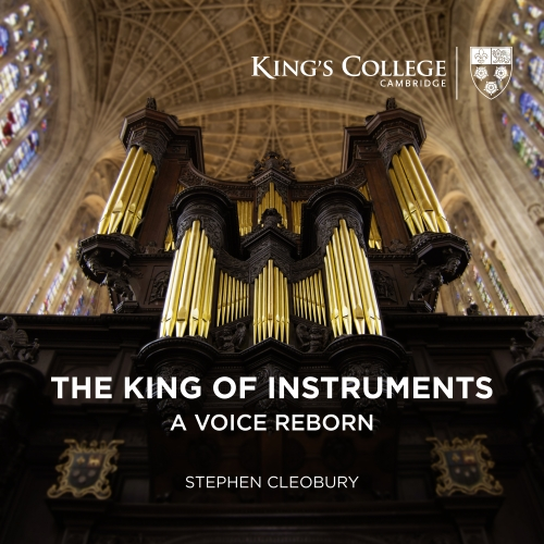 The King of Instruments Front Cover