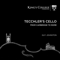 Tecchler's Cello cover