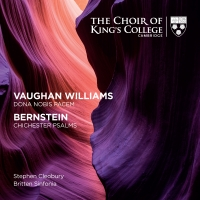 Bernstein / Vaughan Williams front cover