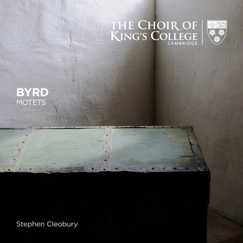 Byrd Motets Front Cover