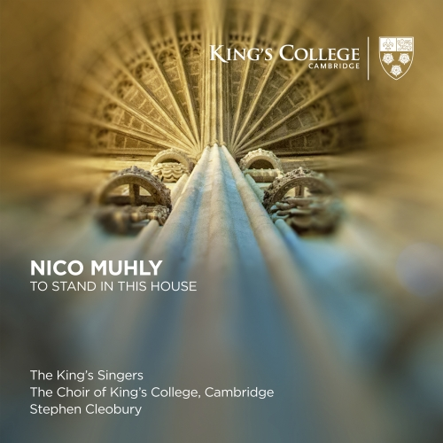 Nico Muhly EP Cover