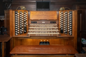 The King's College Organ
