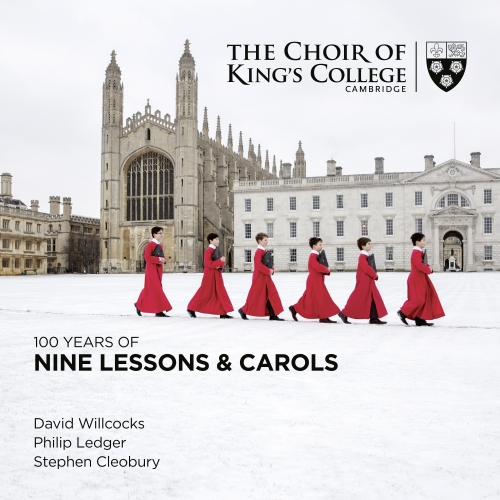100 Years of Nine Lessons & Carols Album cover