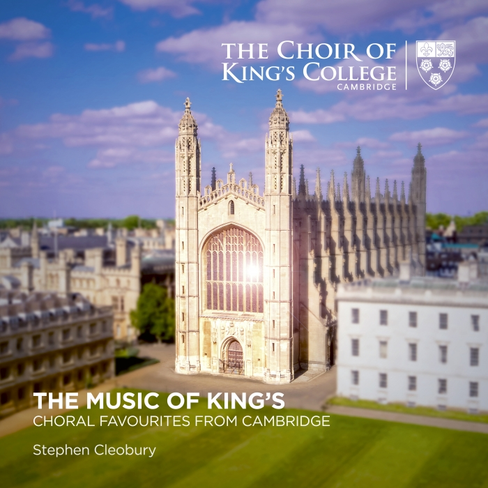 The Music of King's front cover
