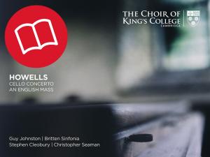 Howells booklet
