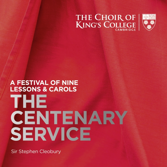 A Festival of Nine Lessons and Carols Centenary Service front cover