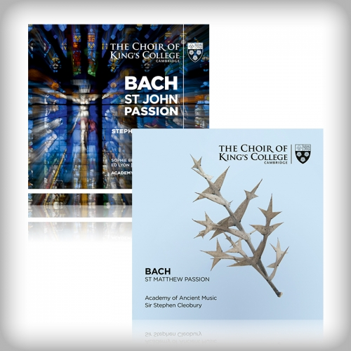 The Bach Passions