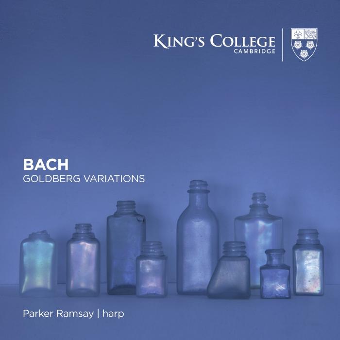 Bach Goldberg Variations by Parker Ramsay Album Cover