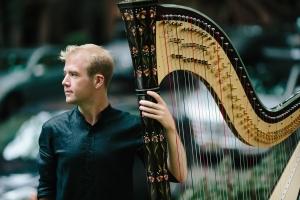 Parker Ramsay, harpist