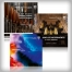 Three organ CD covers