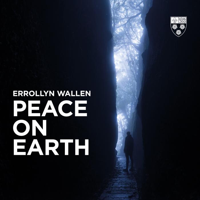Errollyn Wallen Peace on Earth cover