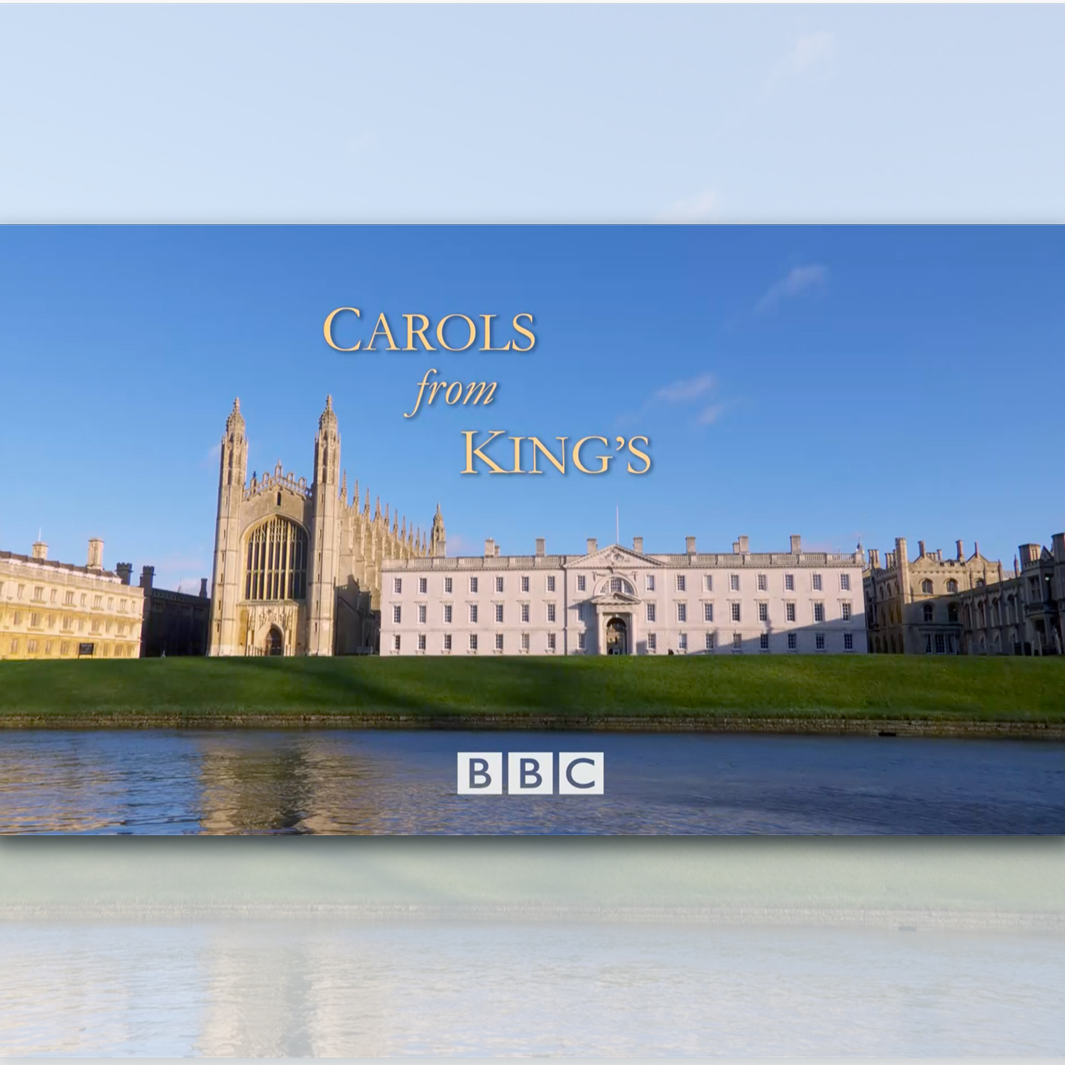 Carols from King's cover image