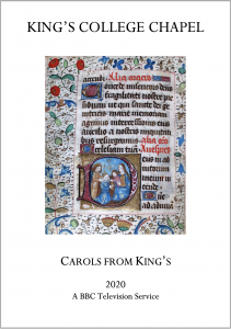 Carols from King's Service Booklet