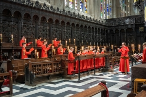 King's College Choir and Daniel Hyde