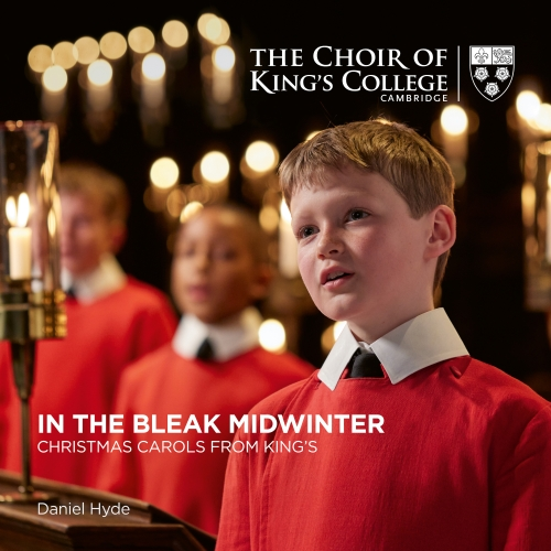 In the Bleak Midwinter King's College Choir album cover